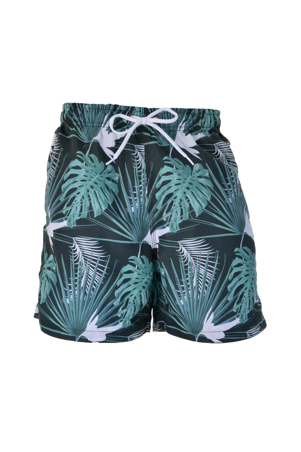 SHORTS MARINE POLIESTER CONCEPTS ESTAMPA MOSTERA