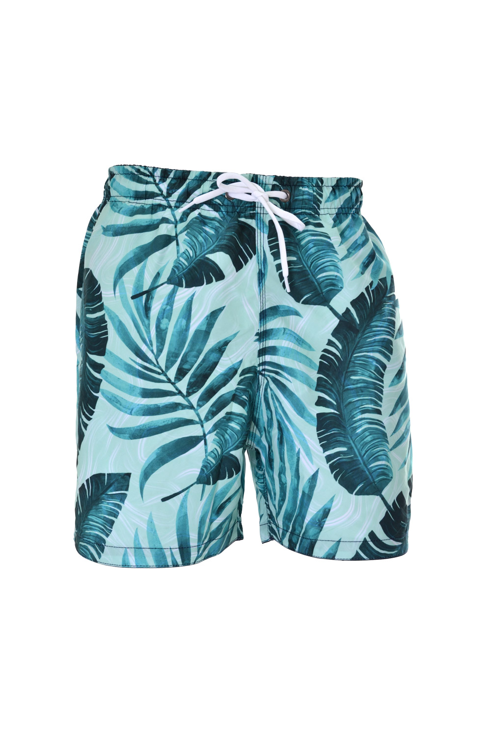 SHORTS MARINE POLIESTER CONCEPTS ESTAMPA AMAZONIA