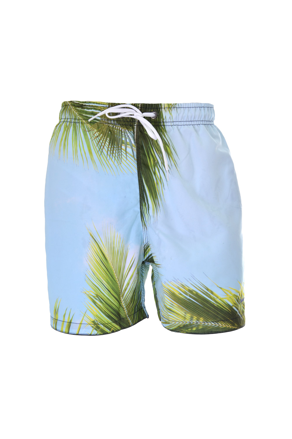 SHORTS MARINE POLIESTER CONCEPTS ESTAMPA SUMMER SKY