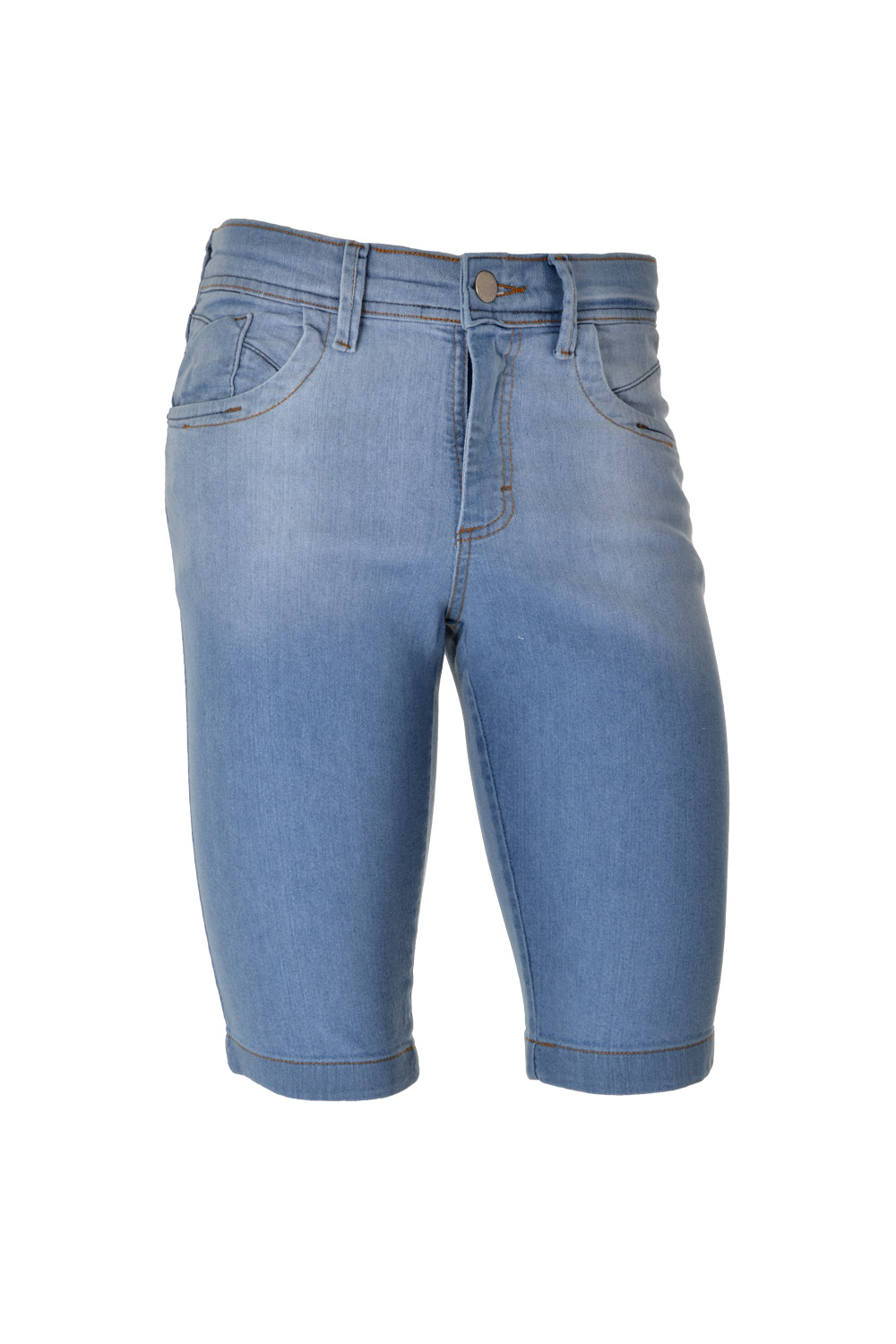BERMUDA BLUES POLIALGODAO E ELASTANO STRETCH STONED DELAVE