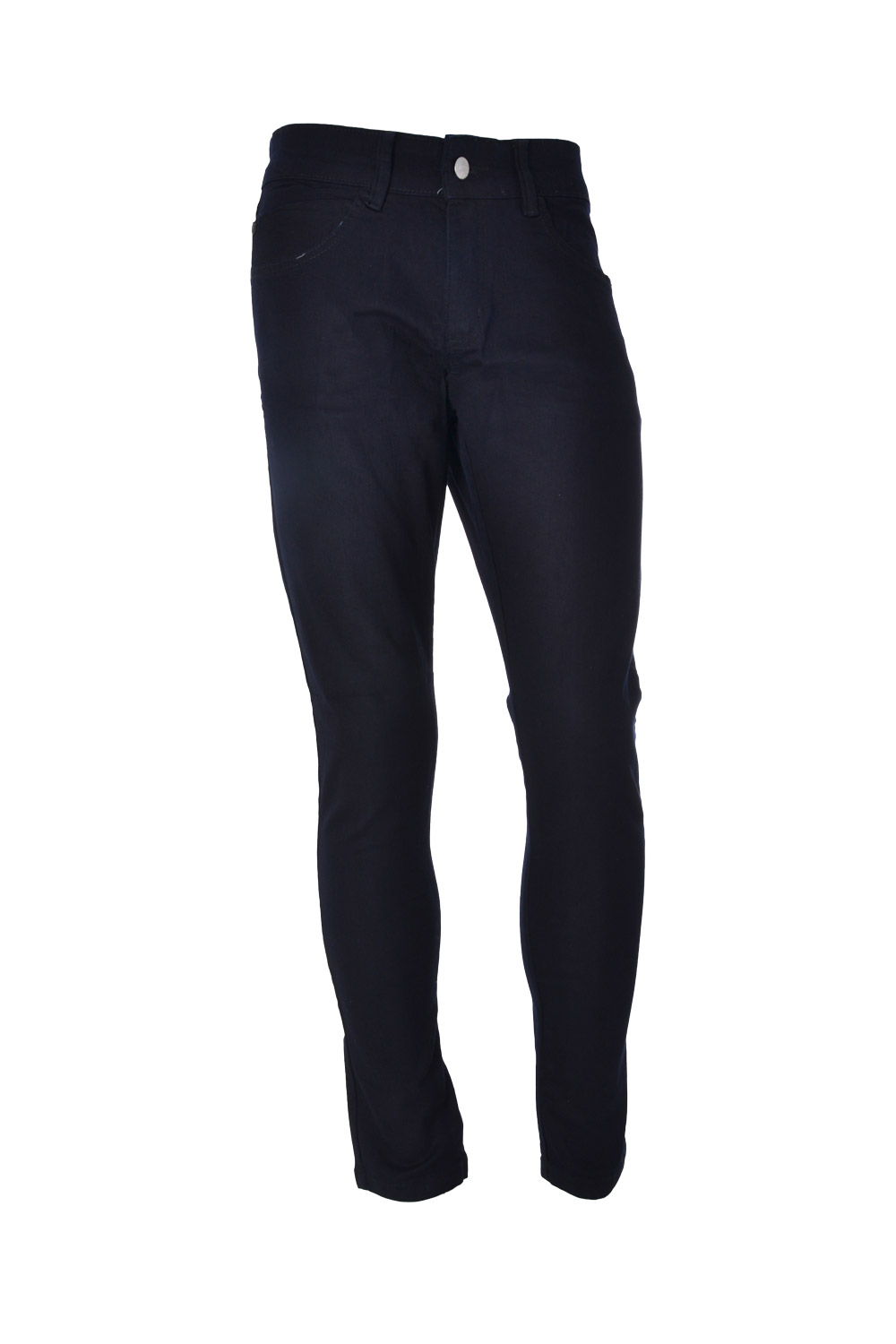 CALÇA JEANS BLUES POLIALGODAO & ELASTANO STRETCH STONED CARBOM